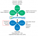 Virent's BioForming Chart