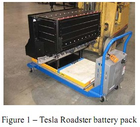 tesla roadster battery pack new energy and fuel