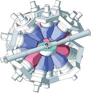 UVT n Tof Actinide Reactor