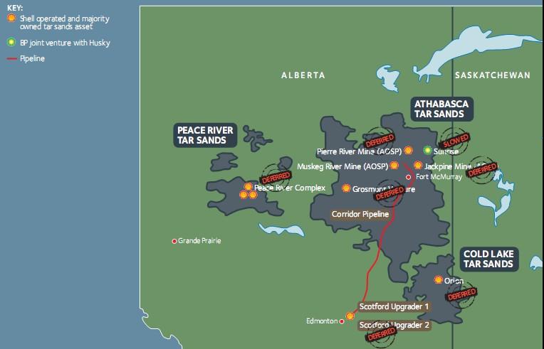 canadian tar sands