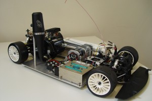 Redox Battery Test Vehicle. Click image for more info.