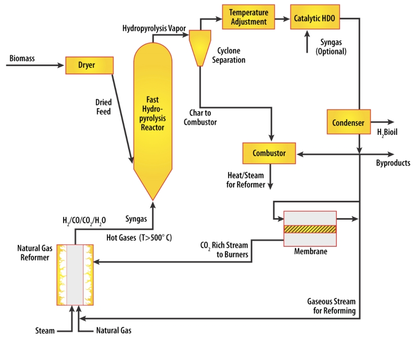 biomass energy diagram - photo #7