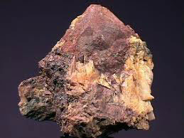 Natural Thorium Ore. Click image for more info.