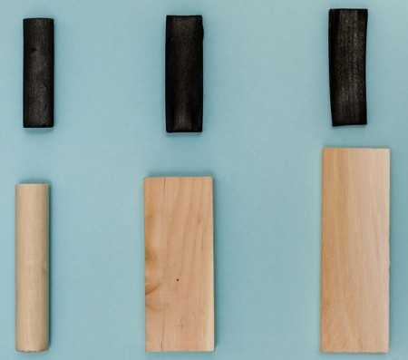 Wood Examples for Super Capacitor Electrodes. Click image for more info.