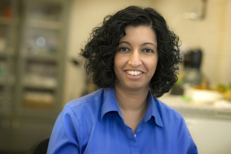 Smitha Rao at UTA. Click image for the largest view.