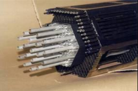 Thorium Fuel Rods