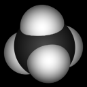Methane in 3D