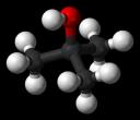 Butanol Molecule