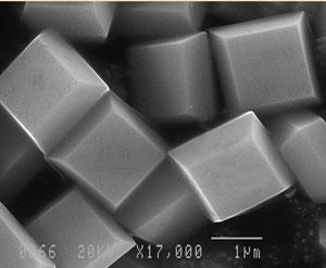 Titanium Dioxide Facets