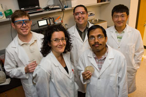 Rice University Team Led By Gonzalez