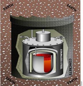 Los Alamos Hyperion Reactor Graphic