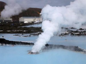Iceland Geothermal Facility