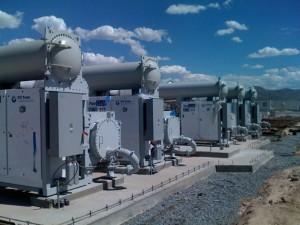 Raser's Installed Geothermal Generators