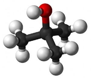 A Butanol Molcule Model