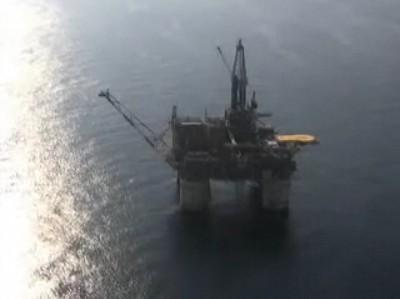 Shells Brutus Oil Platform
