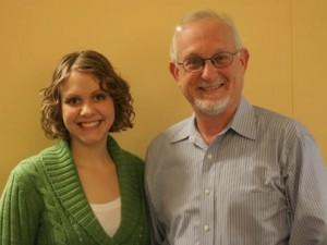 Ashleigh Hildebrand and Howard Herzog