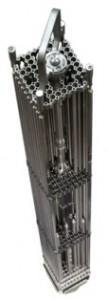 Areva Atrium XM10 Assembly