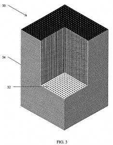 Haisch Moddel 1cm Cube Assembly Cutaway