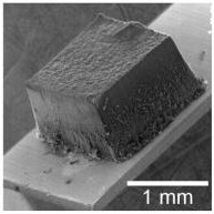 Carbon Nanotube Pad or Brush. Click image for more.