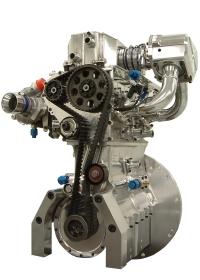 Ilmore's 5-stroke Engine. No larger image.