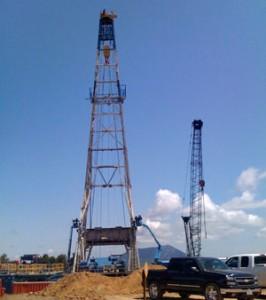 AltaRock Drilling Rig
