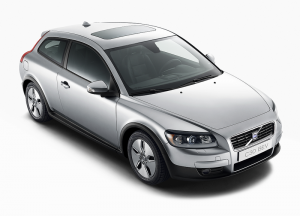 Volvo C30 BEV.  Click image for the largest view.