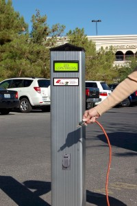 EV America's Charging Station. Click image for the largest view.