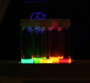 Quantum Dot Mini Rainbow. Click image for more info.