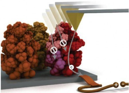 Iron Oxide Nanostructures for Hydrogen Production.   Click image for more info.
