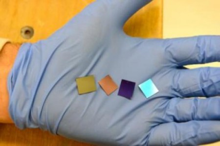 Light Absorbing High Efficiency Wafers at Stanford. Click image for the largest view.