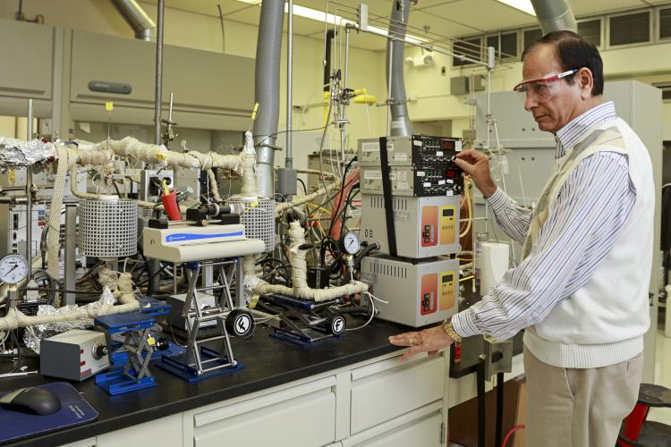 Progress Converting Ethanol to Petrochemical Products